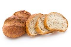 белизна хлебца хлеба Стоковые Изображения RF