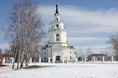 белизна церков Стоковая Фотография RF