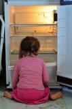 Бедность ребенка стоковая фотография rf