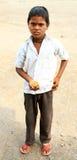 бедные мальчика индийские Стоковая Фотография