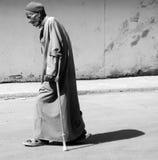 Бедный человек Стоковое фото RF