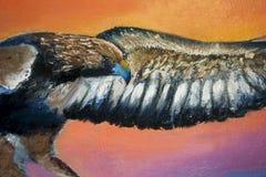 Белоголовый орлан, герб страны США иллюстрация вектора
