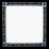 Белое знамя Стоковое Изображение