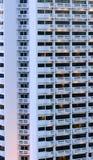 Белое здание Стоковые Фото