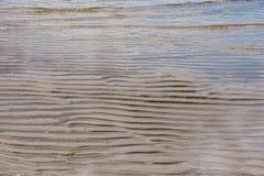 Белое море в России Стоковая Фотография