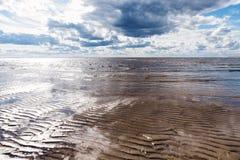 Белое море в России Стоковые Фото