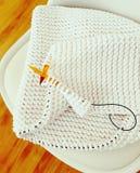 Белое одеяло Стоковое Фото