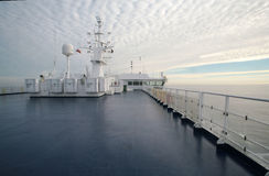 Белое утро стоковое изображение