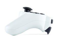 Белое Gamepad Стоковые Изображения RF