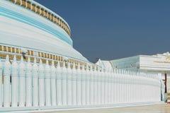 Белое Pagode стоковые фото