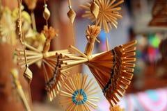 Белорусское традиционное украшение птицы Стоковые Изображения RF