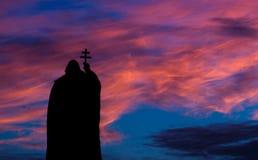 Бедствие бога Стоковая Фотография RF