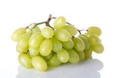 Белые виноградины Стоковое Фото