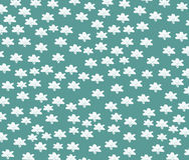 Белые звезды на предпосылке бирюзы стоковое изображение