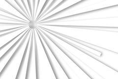 Белые линии абстрактная предпосылка Стоковая Фотография RF