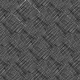 Белые линии части на черной предпосылке Стоковые Изображения RF