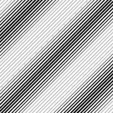 Белые и черные раскосные нашивки Стоковые Фотографии RF