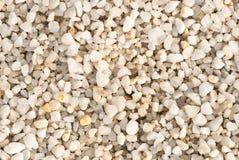 Белые камни Стоковое фото RF