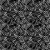 Белые нашивки на черной предпосылке Стоковое Изображение RF