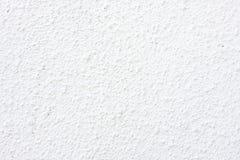 Белые неровные предпосылка или текстура Стоковое Изображение