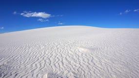 Белые пески, Неш-Мексико стоковые фотографии rf