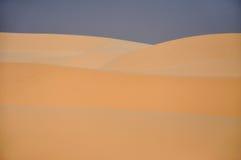 Пустыня Sandy в Ne Mui, Вьетнам Стоковое Фото