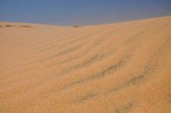 Пустыня Sandy в Ne Mui, Вьетнам Стоковое Изображение