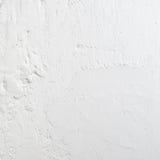Белые текстура или предпосылка стены Стоковое фото RF
