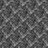 Белые формы на черной предпосылке Стоковые Фото