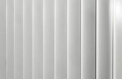 Белые шторки окна Стоковая Фотография RF