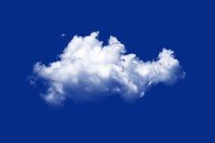 Белые couds в небе Стоковое Изображение RF