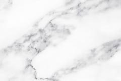 Белые mable текстура и предпосылка Стоковое Фото