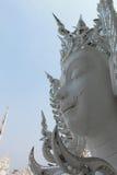 Белый ангел стоковая фотография