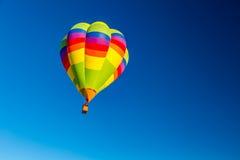 Белый воздушный шар пригласительное 2016 песков Стоковое Изображение