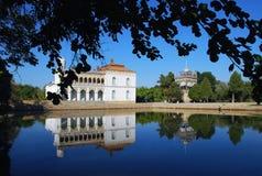 Белый дворец - резиденция эмира Бухары Стоковая Фотография