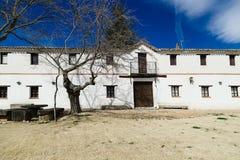 Белый Дом в сельской местности Toledo Стоковое фото RF