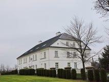 Белый Дом, Литва Стоковые Изображения