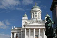 Белый Дом, Хельсинки, Финляндия Стоковое фото RF