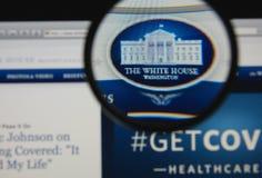Белый Дом стоковое изображение