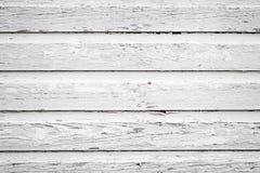 Белый деревянный siding стоковые изображения rf