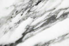 Белый или светлый - серая мраморная текстура Стоковое Изображение RF