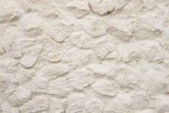 Белый камень утеса Стоковые Фотографии RF