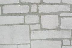Белый камень Стоковое Изображение