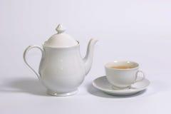 Комплект чая Стоковое Фото