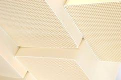 Белый керамический субстрат Стоковое Изображение RF