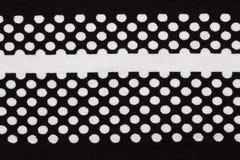 Белый материал с абстрактной картиной, предпосылкой стоковое фото rf