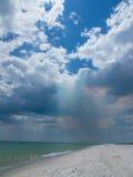 Белый океан Стоковое фото RF