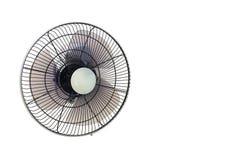 Белый потолочный вентилятор. Стоковые Фотографии RF