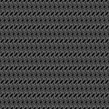 Белый план на черной предпосылке Стоковые Изображения RF