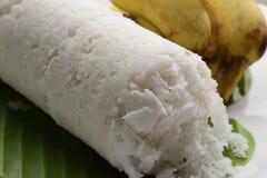 Белый рис Rolls стоковые изображения rf